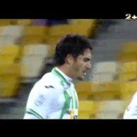 Карпати - Дніпро - 1:0. Відео голу Бланко Лещука