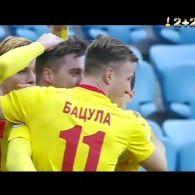Чорноморець - Зірка - 0:1. Відео голу Білонога