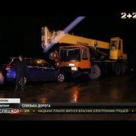 Масштабна ДТП сталася у Житомирі