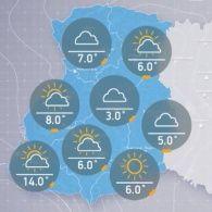 Прогноз погоды на субботу, 19 ноября