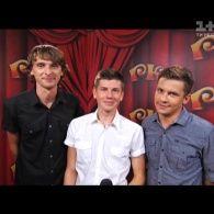 Трое ребят из Кременчуга показали веселые миниатюры. Рассмеши комика 10 сезон 1 выпуск