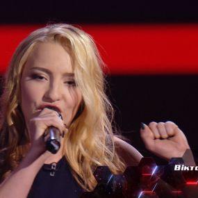 """Вікторія Шостак – """"Я так хочу"""" – вибір наосліп – Голос країни 8 сезон"""