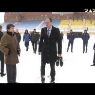 Сніжна зима чи фінансова засуха: чому не відбувся матч 17 туру Олімпік - Карпати