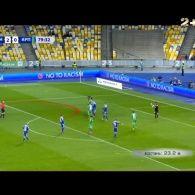 Динамо - Карпати – 3:0. Відео голу Морозюка