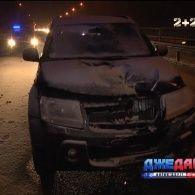 Жахлива ДТП на проспекті Перемоги: мертвий пішохід, і водій, якому знадобилася допомога медиків