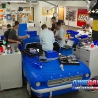 Американці зібрали копію Ford Mustang із конструктора Lego