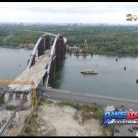 У сумнозвісного Подільського мосту в Києві з'явився ще один шанс