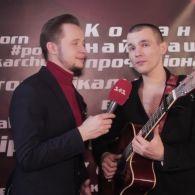 Олександр Чекмарьов зізнався Артему Гагаріну, як готується до прямих ефірів Голосу