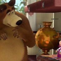 Маша и Медведь 1 сезон 37 серия. Большое путешествие