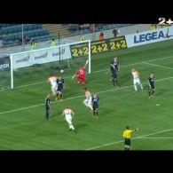 Чорноморець - Шахтар. 0:1. Відео голу Селезньова