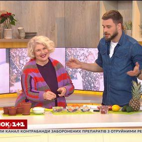 Наталя Підлісна розповідає, як виростити фрукти в себе вдома
