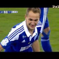 Динамо - Сталь - 2:0. Відео голу Макаренка