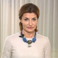 Первая леди Марина Порошенко рассказала о своих фаворитах на «Голос.Діти-3»