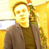 Новорічне привітання від Дмитра Комарова