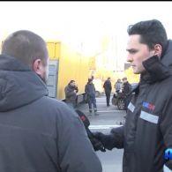 У Києві сталась масштабна ДТП з п'ятьма автомобілями