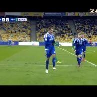 Динамо - Карпати – 1:0. Відео голу Бєсєдіна