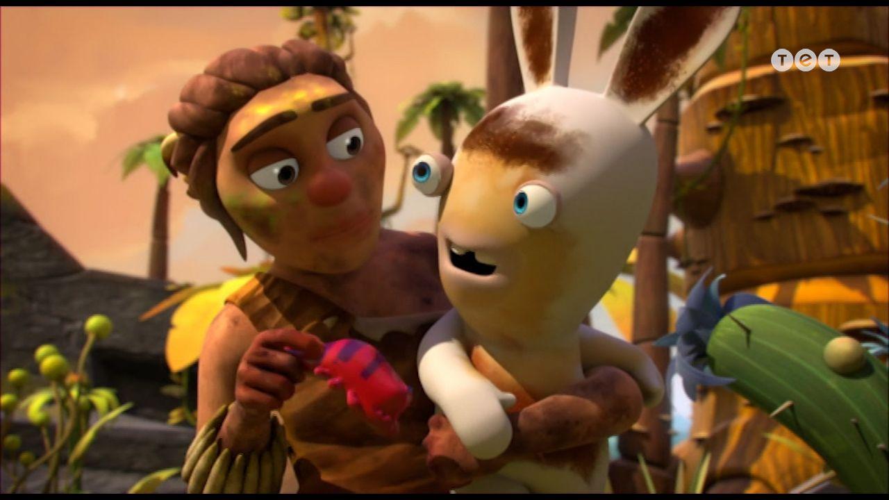 Кро-братик - Шалені кролики: Вторгнення. 234 серія