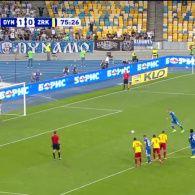 Динамо - Зірка - 2:0. Відео голу Ярмоленка