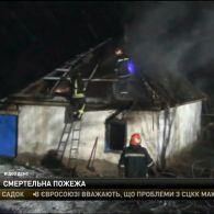 Трагедія на Черкащині: у вогні загинули четверо дітей