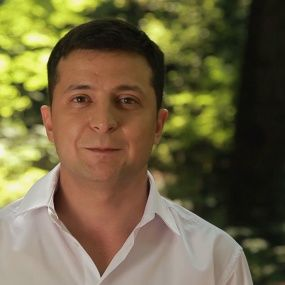Володимир Зеленський: Єдине, чого нам бракує, - мир і спокій