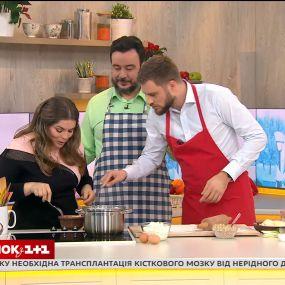 Спортивні новини та рецепт традиційних вареників на Щедрий вечір від Леоніда Веселкова