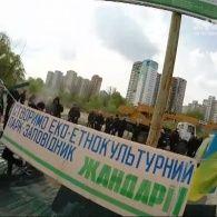 Ожесточенные драки за озеро в Киеве - Гроші