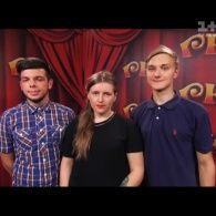 """Трио со странными песнями на шоу """"Рассмеши комика"""". Рассмеши комика 10 сезон. 3 выпуск"""