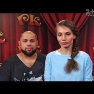 Роман и Елена приехали посмешить комиков из Екатеринбурга. Рассмеши комика 10 сезон 2 выпуск
