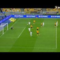 Динамо - Олександрія. 3:0. Відео третього голу Мораєса