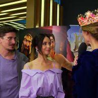 Звездная премьера мультфильма «Похищенная принцесса: Руслан и Людмила»