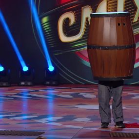 Танец от команды «Стояновка» (Молдова)