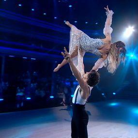 Надя Дорофєєва і Женя Кот – Ліричний джаз - Танці з зірками