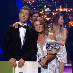 Наталья Могилевская стала победительницей шоу Танцы со звездами