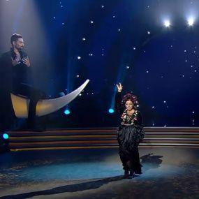 Наталя Холоденко і Віталій Загоруйко - Пасодобль - Танці з зірками