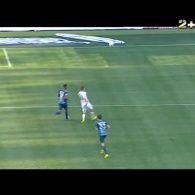 Чорноморець - Оліпмік. 3:0. Відео голу Барілка