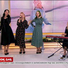 """Группа Freedom-jazz представил новую программу """"Kiss"""""""
