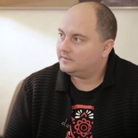 Ексклюзивне інтерв'ю Юрія Ткача Артему Гагарину в рамках проекту Голос.Backstage