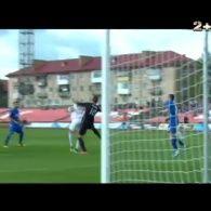 Волинь - Дніпро - 1:0. Відео голу Жуніча