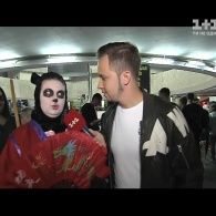 Чудаки на фестивале Kyiv Comic Con. часть 2
