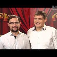 Двое ребят из Полтавы попытались второй раз выиграть деньги на шоу Рассмеши комика. Рассмеши комика 10 сезон. 15 выпуск