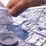 Как в Киеве спортивные базы и стадионы превращают в многоэтажки и офисы