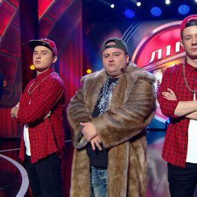 Юрий Ткач и «Стадион Диброва» - Рэп. Пятая игра Лиги смеха 2018