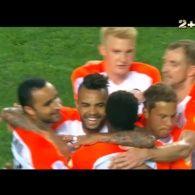 Чорноморець - Шахтар. 0:2. Відео голу Фреда