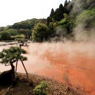 Кровавое озеро или ворота в ад