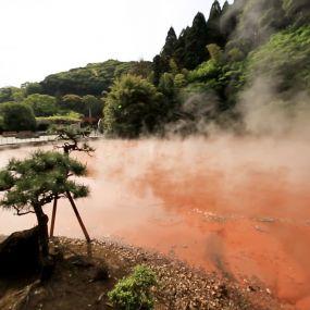 Кроваве озеро або ворота до аду