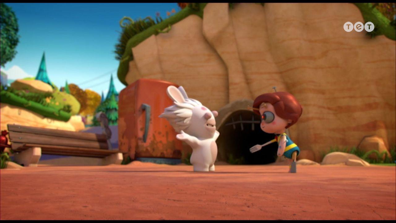 Лялечка-усім донечка - Шалені кролики: Вторгнення. 231 серія
