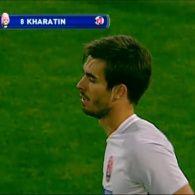 Зоря - Динамо - 1:3. Відео голу Харатіна