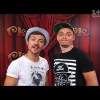 Серий и Виталий читали шутки для комиков. Рассмеши комика 10 сезон. 8 выпуск