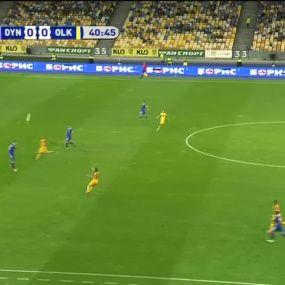 Матч ЧУ 2017/2018 - Динамо - Олександрія - 3:0.