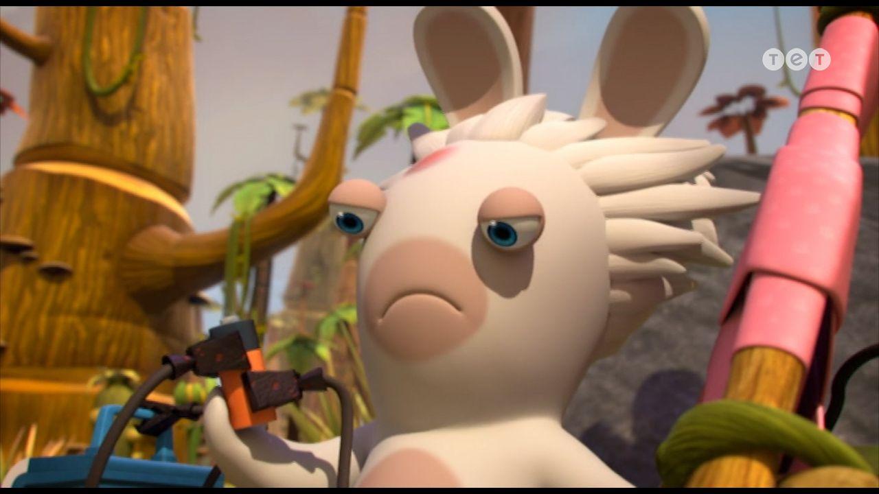 Кроляча аварія - Шалені кролики: Вторгнення. 230 серія